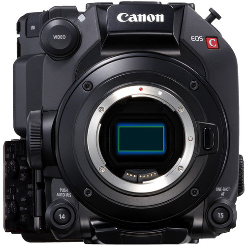 Canon EOS C300 Mark III Body (Rental)