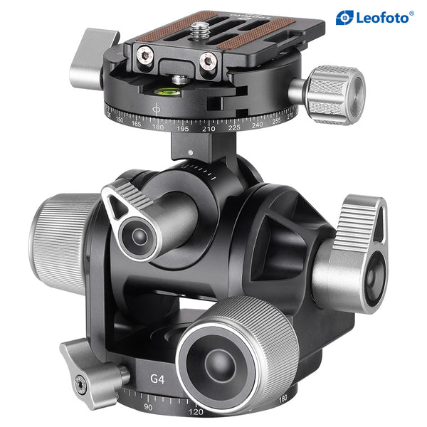 Leofoto Geared Head