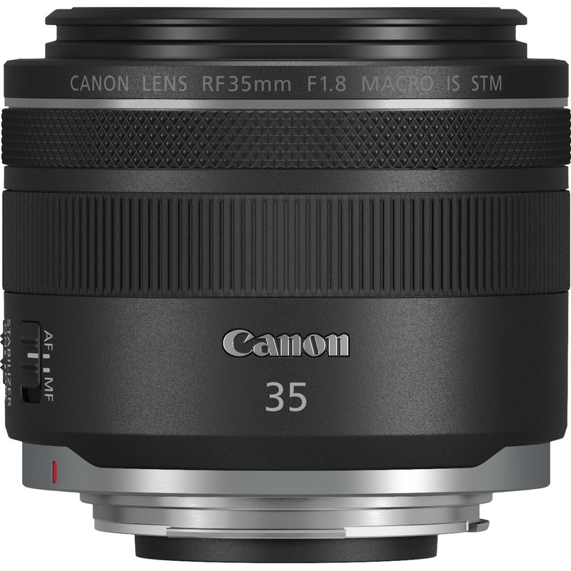Canon RF 35mm F1.8 IS Macro STM Lens