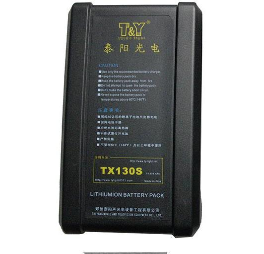 T&Y V Mount Battery TX130S 130WH Capacity