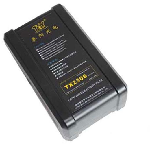 T&Y V Mount Battery TX230S 230WH Capacity