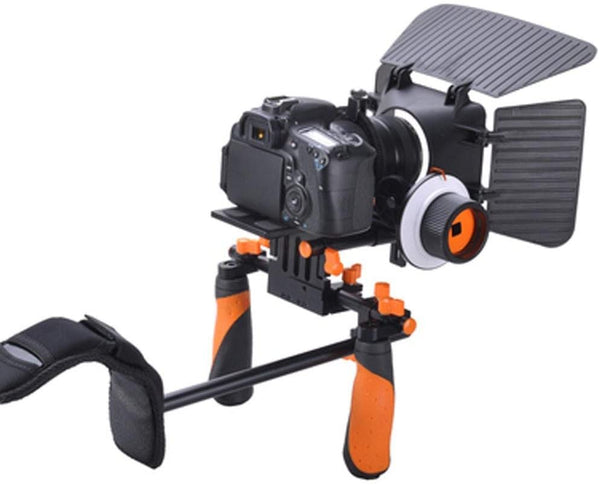 Aputure DSLR Rig - MRV2 Video Bracket Camera Support and Stabilizer