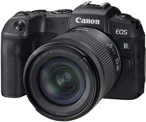 Canon EOS RP with RF 24-105mm F4-7.1 IS STM Lens Kit
