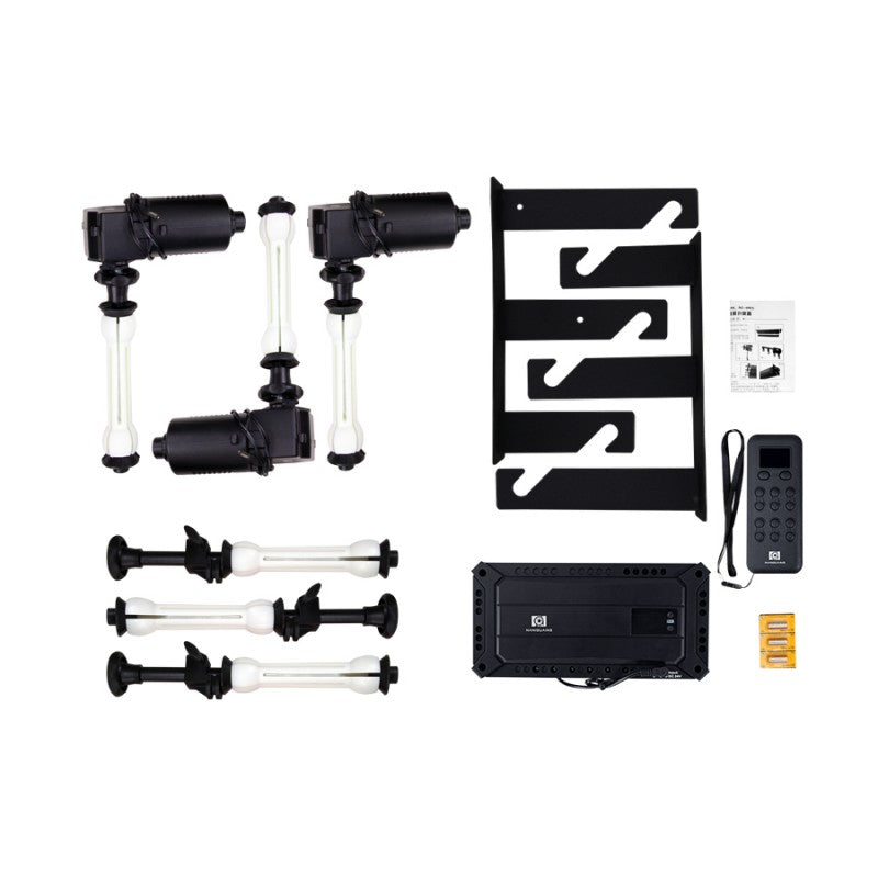 Nanlite Three-Axle Remote Control Electric ` Elevator Kit BE-3R