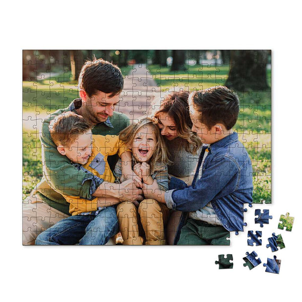 Custom Photo 88-pc Puzzle