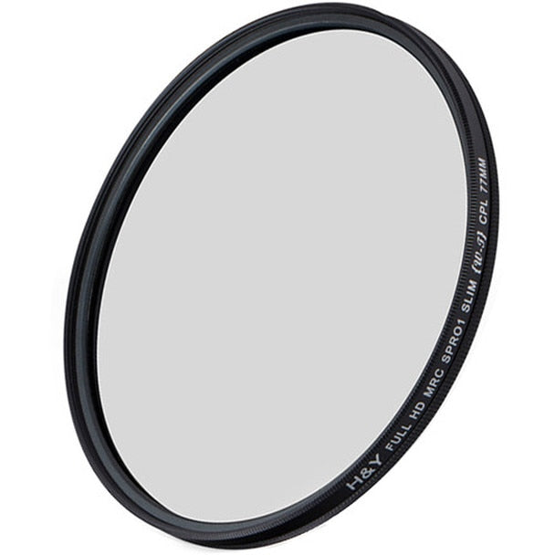 H&Y HD MRC CPL Filter For Wide & Tele Lens
