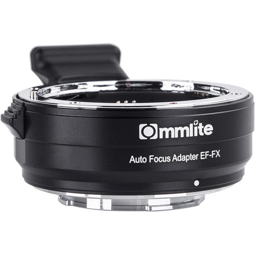 Commlite Electronic Autofocus Lens Mount Adapter for Canon EF or EF-S-Mount Lens to Fujifilm X-Mount Camera