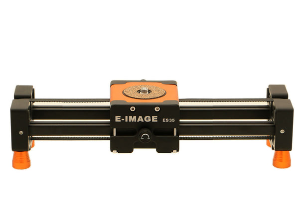 "E-Image ES35 Double Slider with Adjustable Feet (13.8"")"