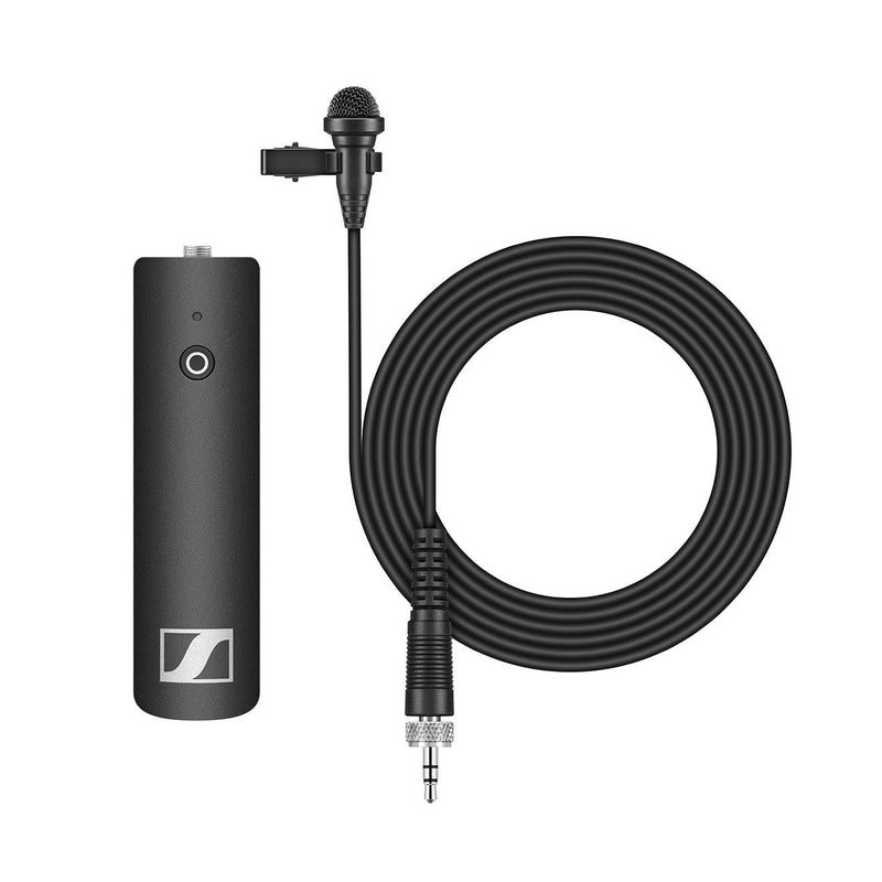 Sennheiser XSW-D Portable Lavalier Set  Digital Camera-Mount Wireless Omni Lavalier Microphone System (2.4 GHz)