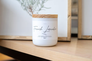 Load image into Gallery viewer, French Lavender  Soy Candle