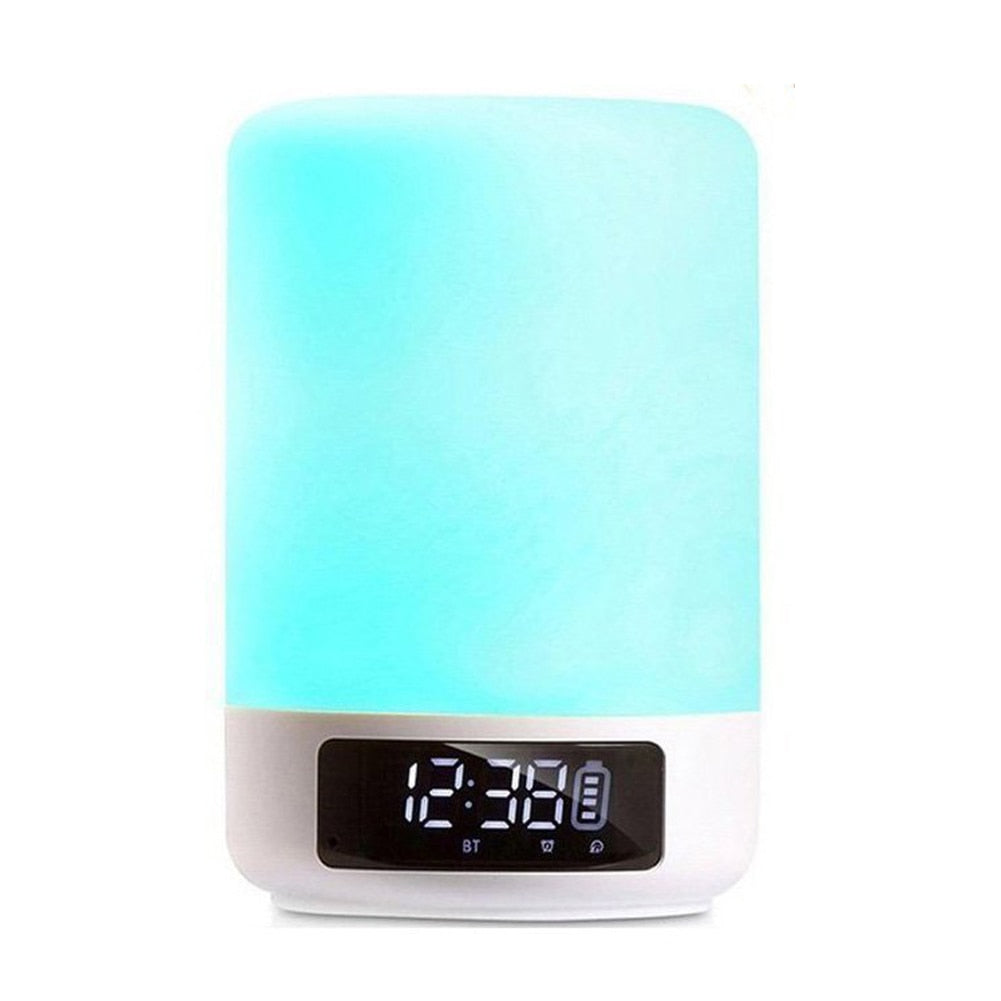 Smart RGB Bluetooth Speaker Lamp