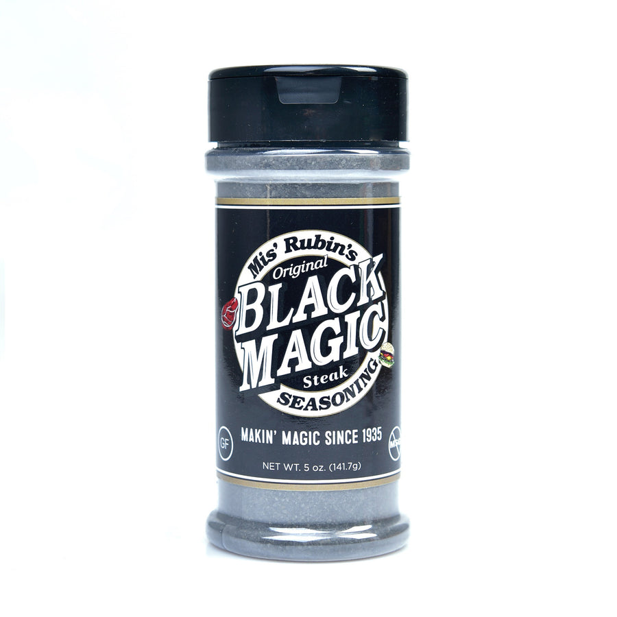 Mis' Rubin's Black Magic Seasoning