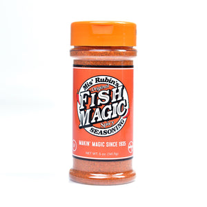 Mis' Rubin's Fish Magic Seasoning