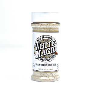 Mis' Rubin's White Magic Seasoning