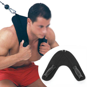 U Shape Nylon Head Support Pad - Jojik Health