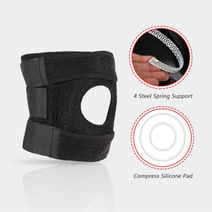 Knee Protector Brace Support Pads - Jojik Health
