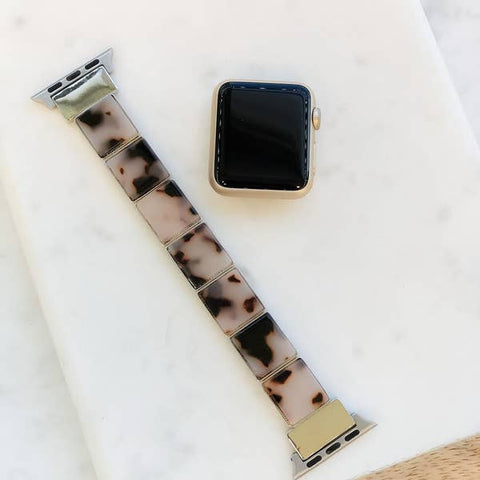 Acrylic Stretch Smart Watch Band