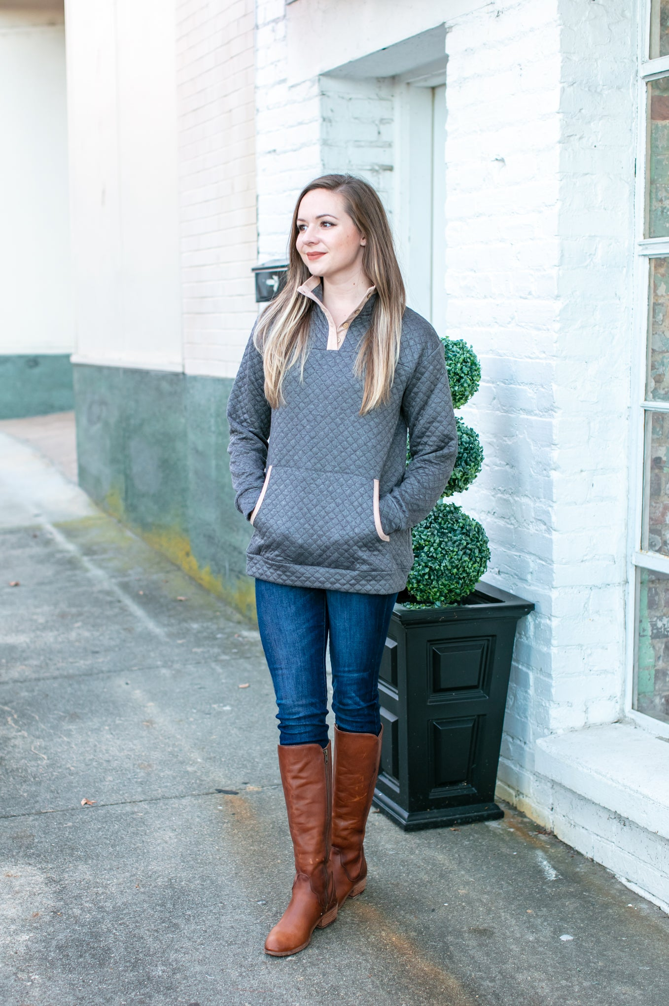 Calm & Collected Pullover