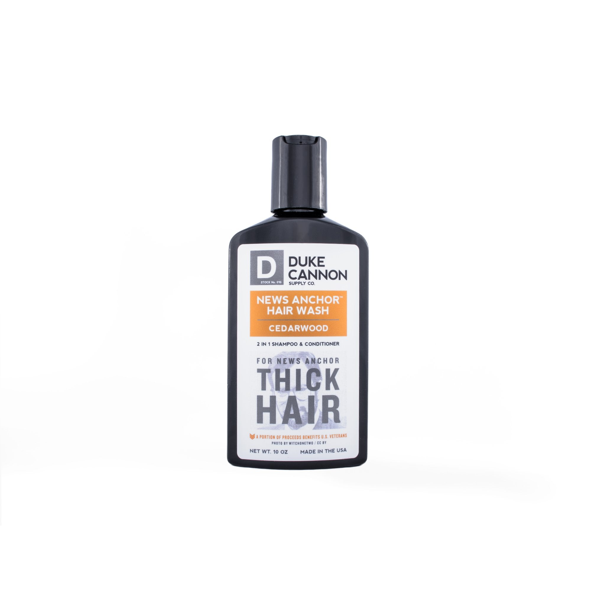 Duke Cannon Hair Wash