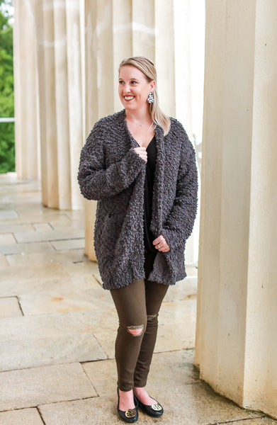 Cozy Days Cardigan, 2 Colors