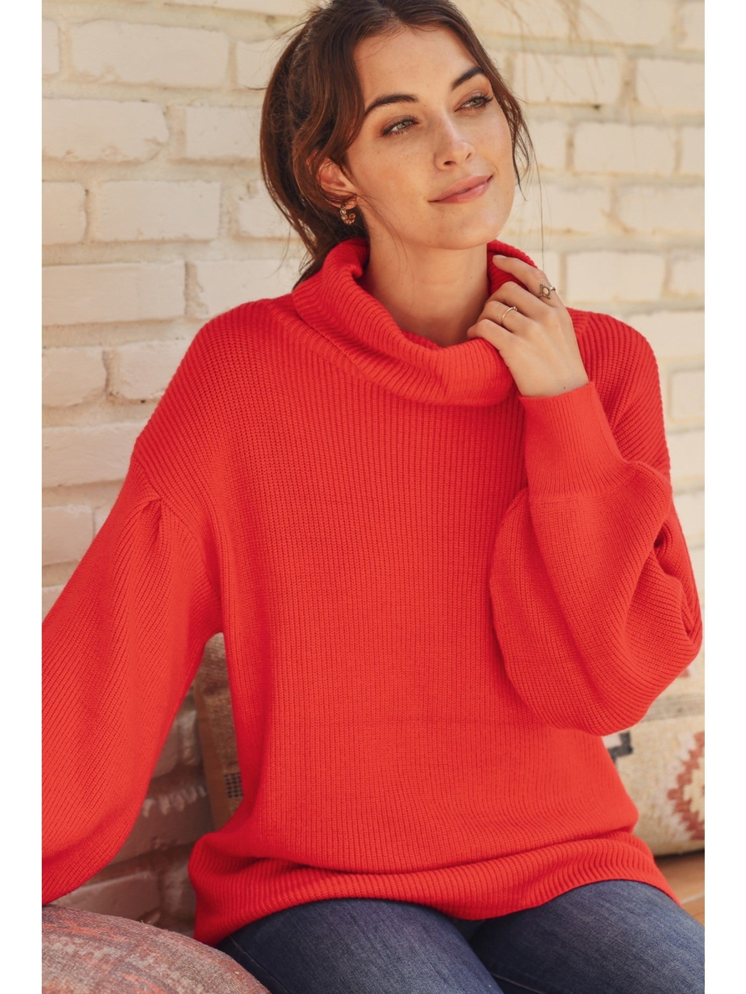 Open To Ideas Sweater, Varied Colors