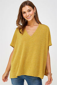 I'll Go Anywhere With You Top, Light Olive