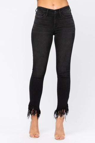 Shake It Off Jeans, Black