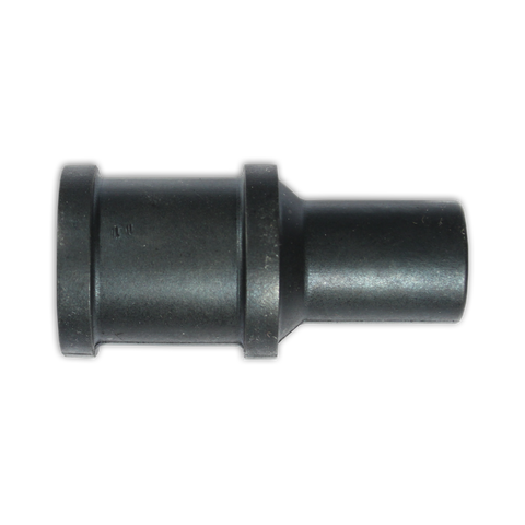 3/8'' x 3/4'' Rubber Vacuum Straight Reducer