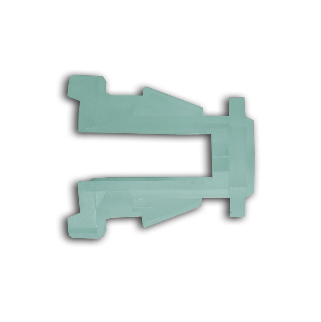 "1/4"" GM FUEL CLIP NYLON"