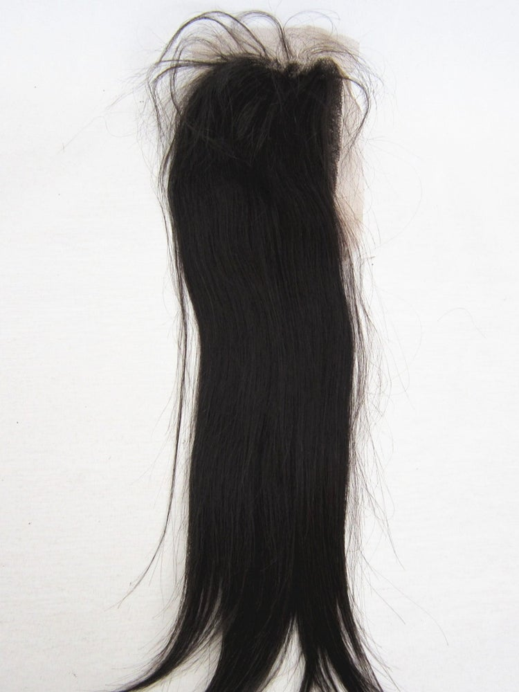 Platinum Lace Closures- Free Part