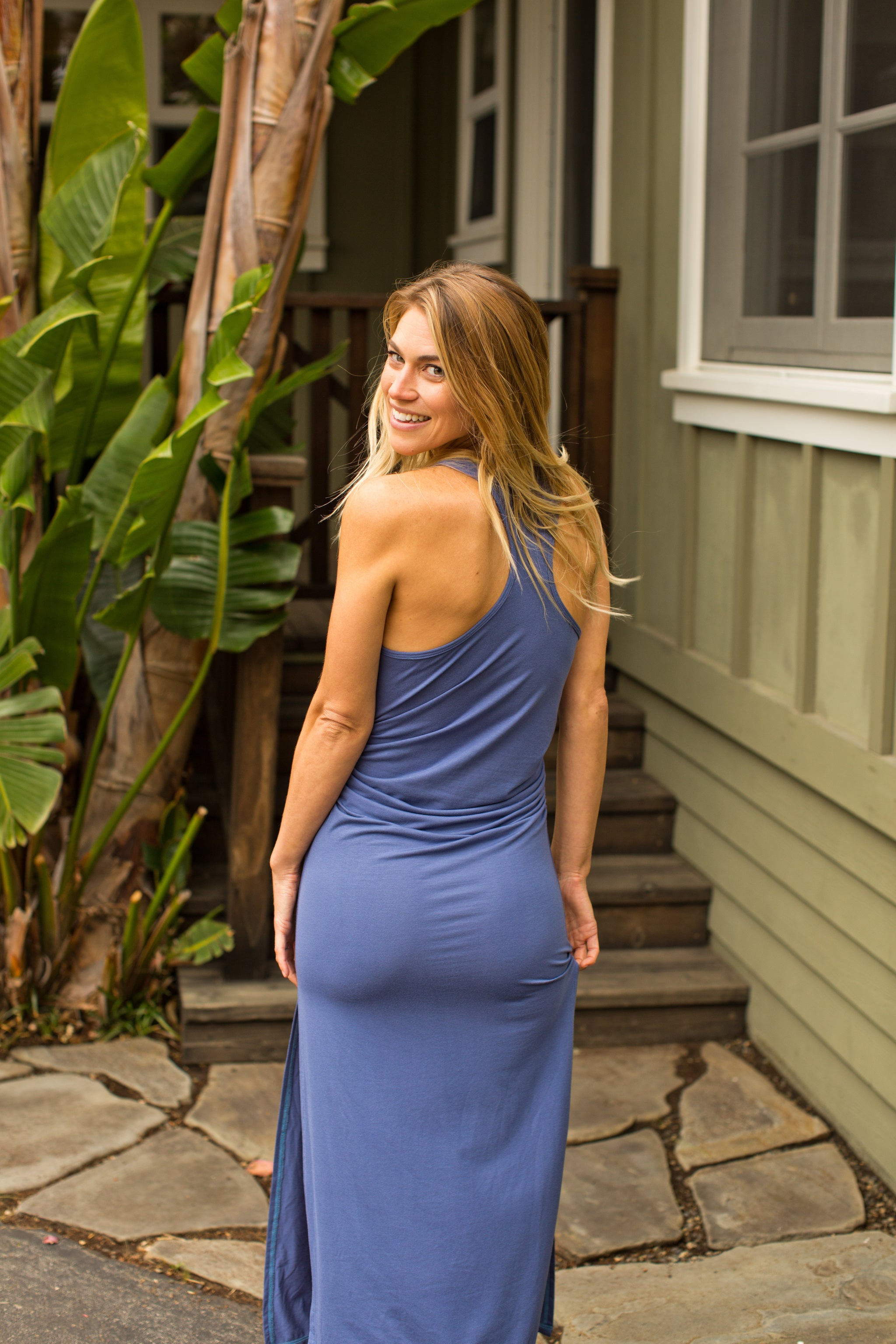RACER BACK TANK DRESS