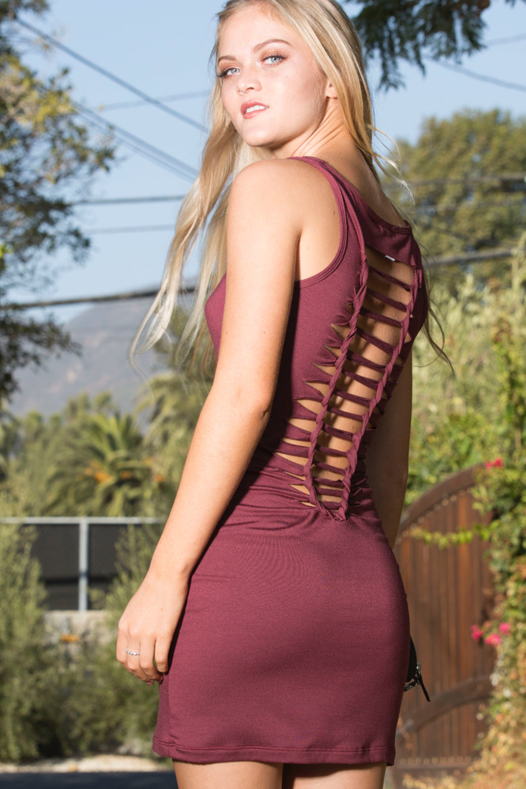 ARUBA MINI DRESS