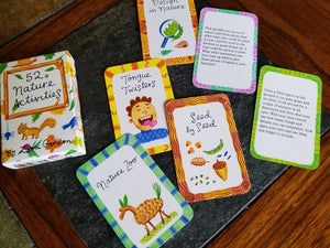 52 Nature Activities - Cards