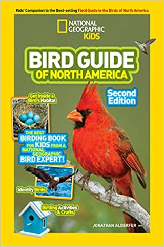 National Geographic Kids - Birds of North America