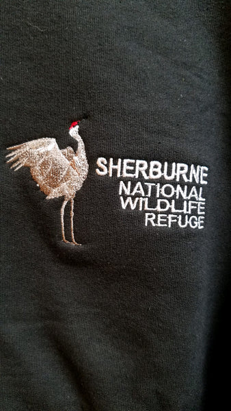Sherburne National Wildlife Refuge Crewneck Sweatshirt