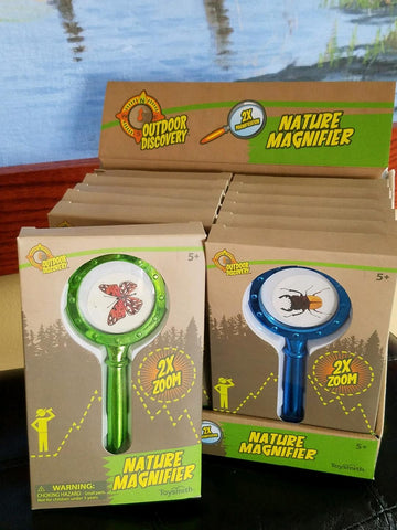 Nature Magnifying Glass