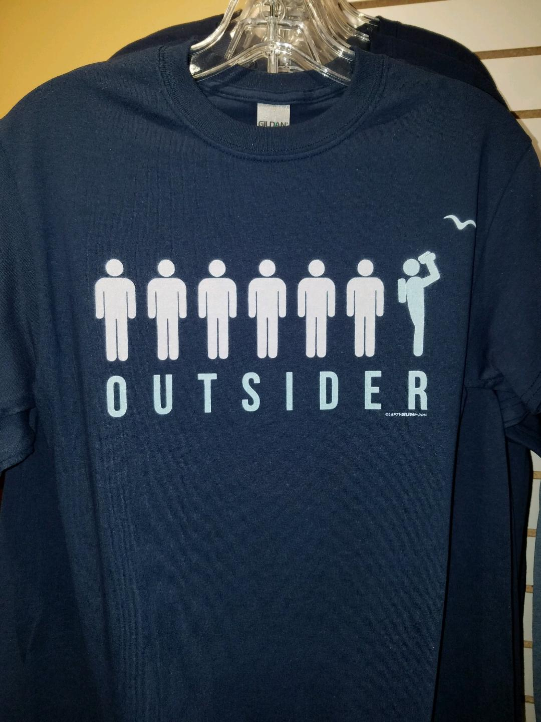 Outsider T-Shirt
