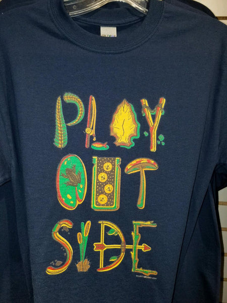 Play Outside Unisex T-Shirt