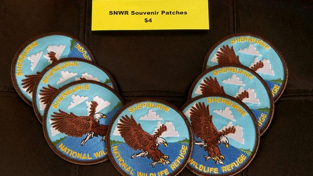 Sherburne National Wildlife Refuge Patch