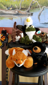 Stuffed Animals - Refuge