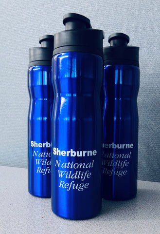 Sherburne National Wildlife Refuge Water Bottle