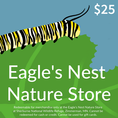Sherburne Eagle's Nest Nature Store - Gift Card