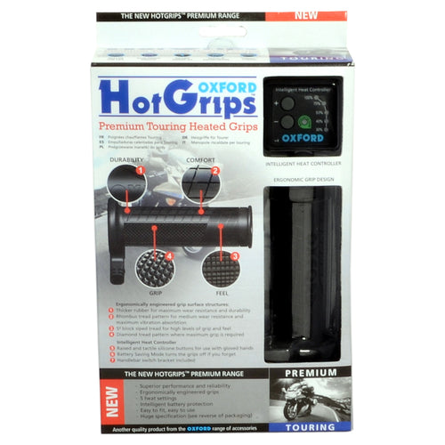 Oxford Hotgrips Premium - Touring Heated Grips