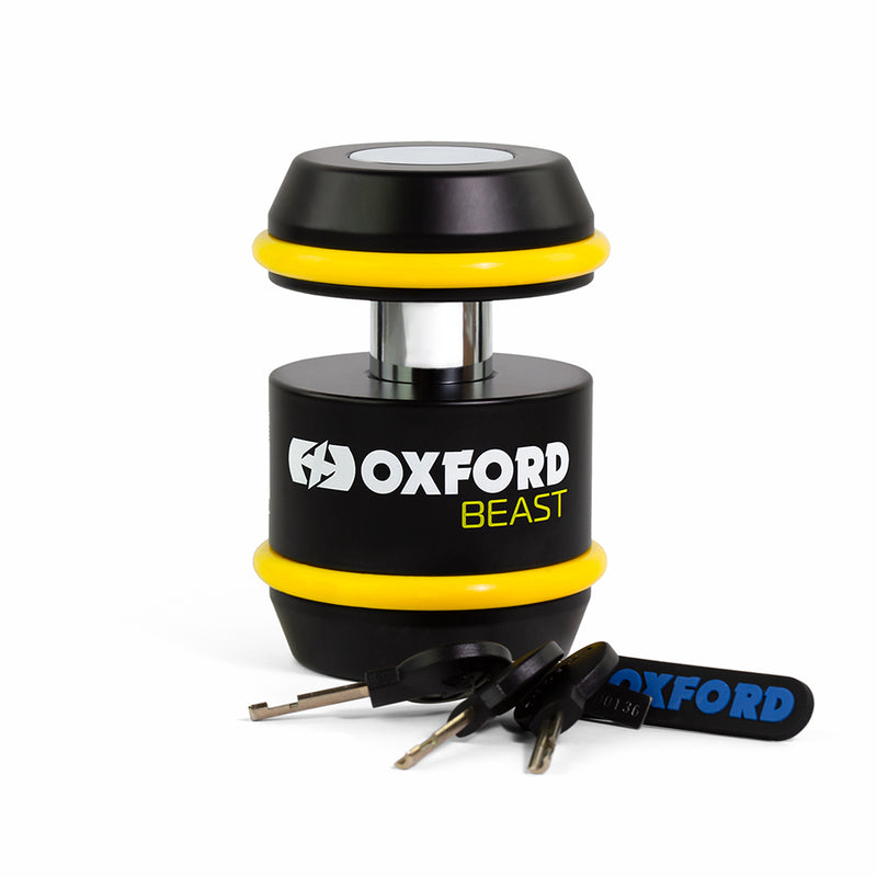 Oxford Beast Lock
