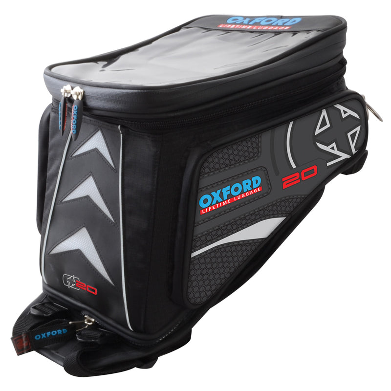 Oxford X20 Adventure Quick Release Tank Bag
