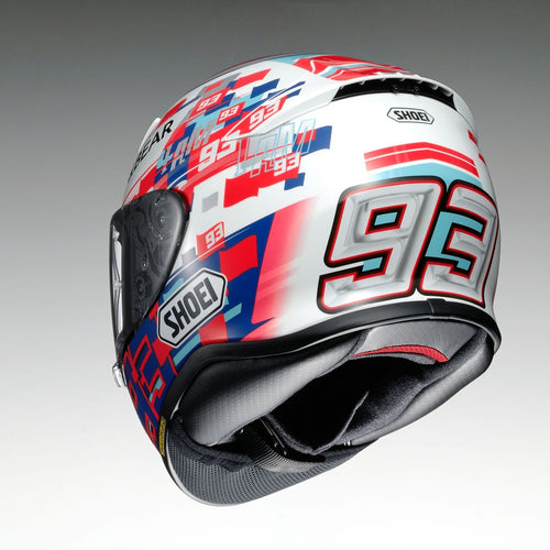 Shoei NXR Marquez Power Up Helmet