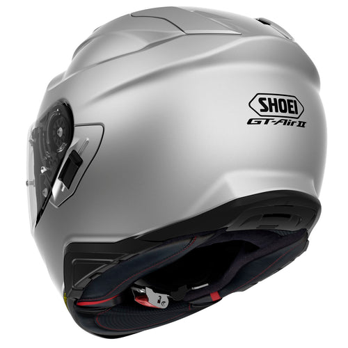 Shoei GT Air II Plain Light Silver Helmet