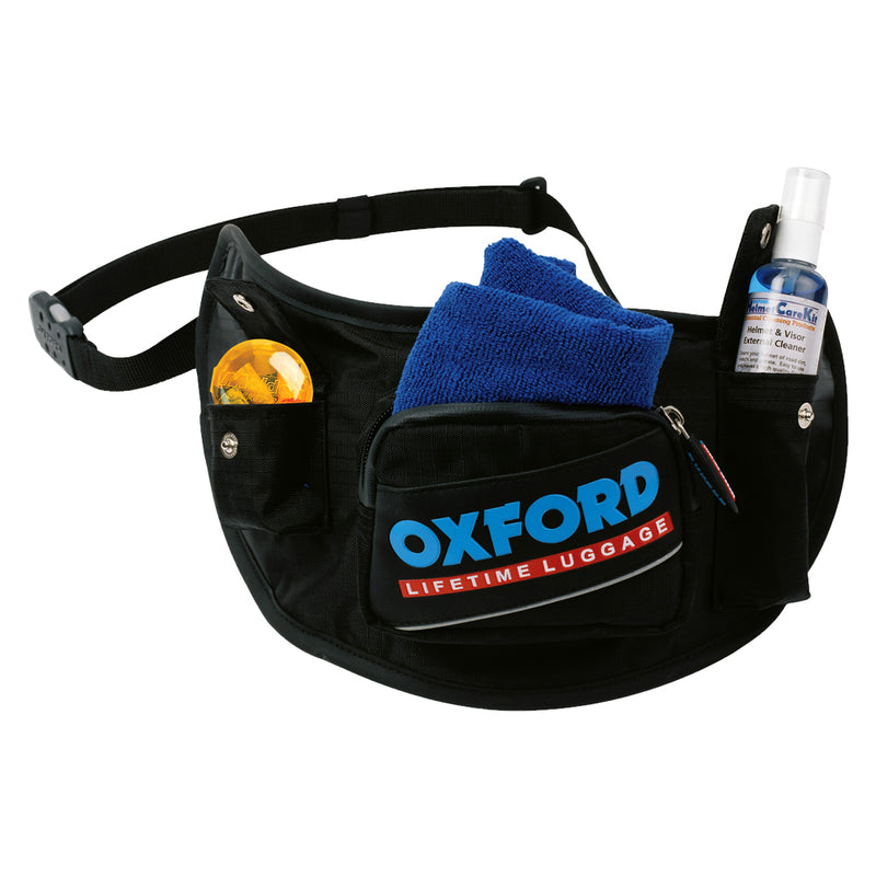 Oxford Holster Helmet Accessory Belt