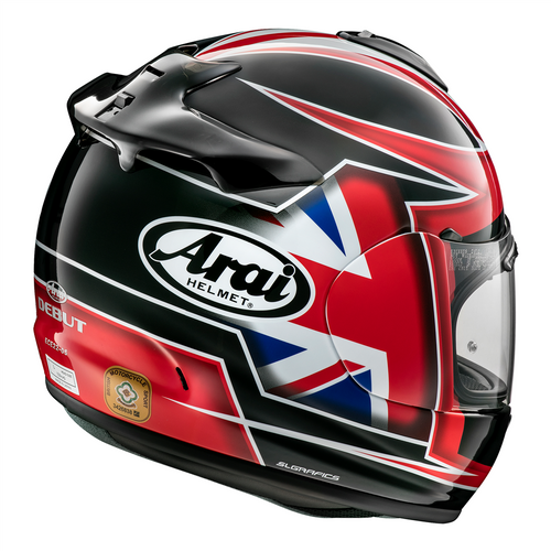 Arai Debut Union Jack Helmet
