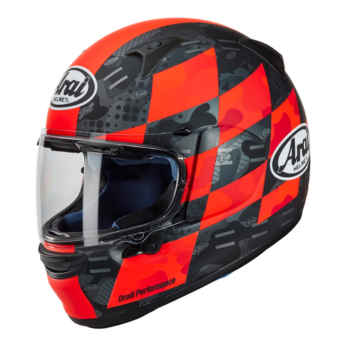Arai Profile-V Patch Helmet